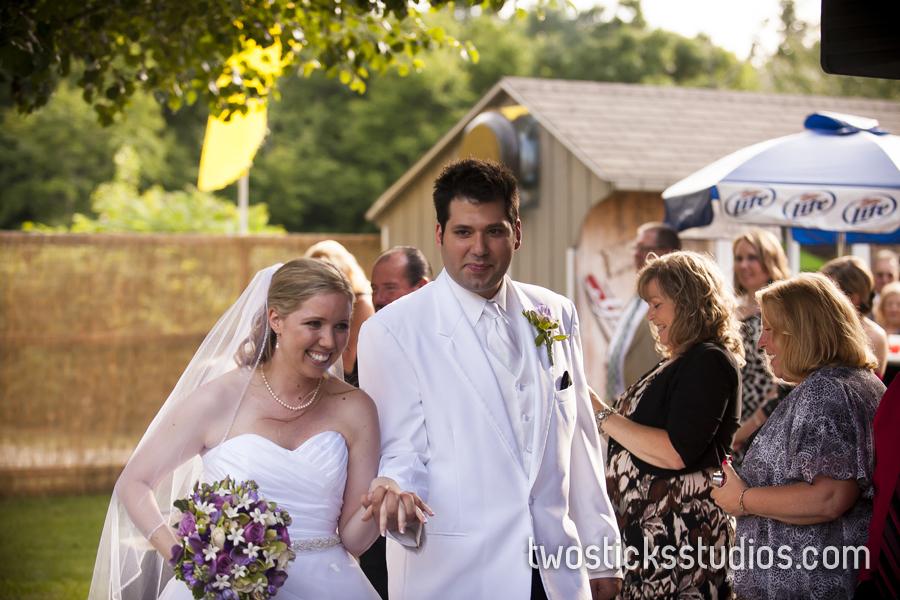 Waldorf scranton wedding